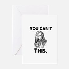 You Can't Handel This Greeting Cards (Pk of 20)
