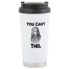 You Can't Handel This Travel Coffee Mug