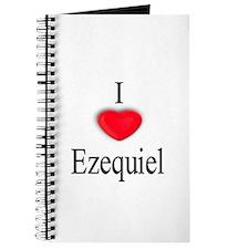Ezequiel Journal