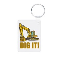 Dig It! Keychains