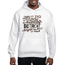 Detroit (Funny) Gift Jumper Hoody