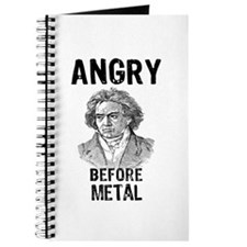 Beethoven: Angry Before Metal Journal