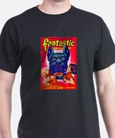 Fantastic Big Dog Cover Art T-Shirt