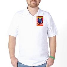 Fantastic Big Dog Cover Art T-Shirt