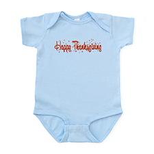 Happy Turkey Day! Infant Bodysuit