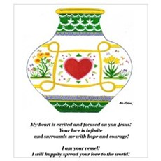 Heart Vessel Poster