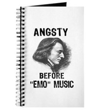 Chopin: Angsty before Emo Mus Journal