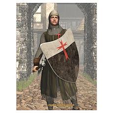 Templar Sergeant Poster