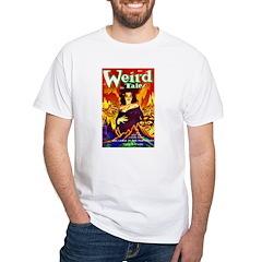 Weird Demon Woman Cover Art Shirt