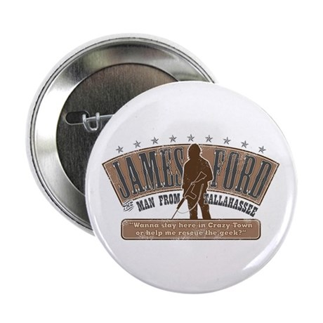 """JAMES FORD 2.25"""" Button (10 pack)"""