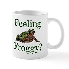 Feeling Froggy? Mug