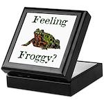 Feeling Froggy? Keepsake Box