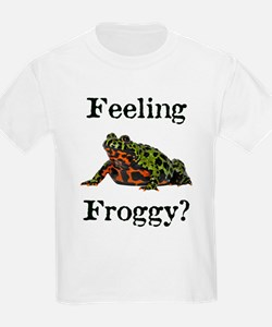Feeling Froggy? T-Shirt