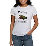 Feeling Froggy? Women's T-Shirt