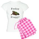 Feeling Froggy? Women's Light Pajamas