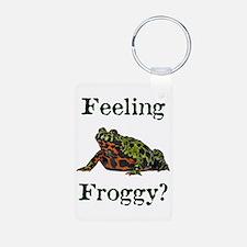 Feeling Froggy? Keychains