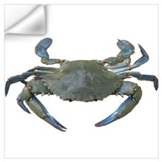Chesapeake Bay Blue Crabs Wall Decal