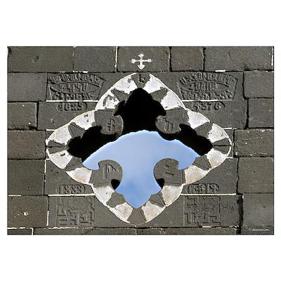Armenian Cross Poster