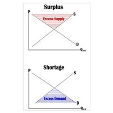 of Shortage and Surplus Graphs Poster
