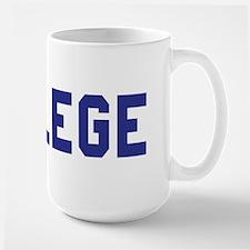 COLLEGE From Animal House Large Mug