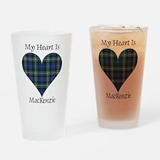 Heart-MacKenzie Drinking Glass