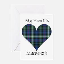 Heart-MacKenzie Greeting Card