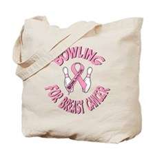 BOWL for the CURE Tote Bag
