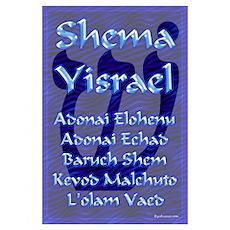 Shema Yisrael Poster