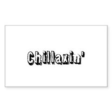 Unique Chill Decal