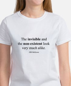 Invisible! Tee