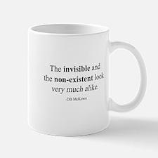 Invisible! Mug