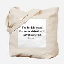 Invisible! Tote Bag