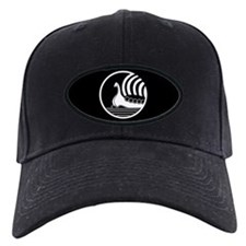 Norseman White Baseball Hat