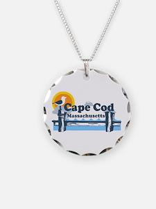 Cape Cod MA - Pier Design Necklace