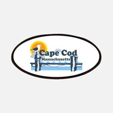 Cape Cod MA - Pier Design Patches