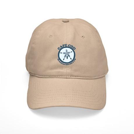 Cape Cod MA -Sand Dollar Design Cap