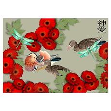 Mandarin Love Poster