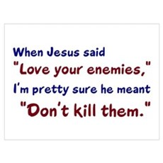 Don't Kill Them Poster