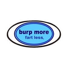 Burp More, Fart Less Patches