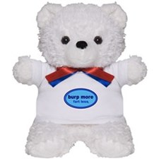 Burp More, Fart Less Teddy Bear
