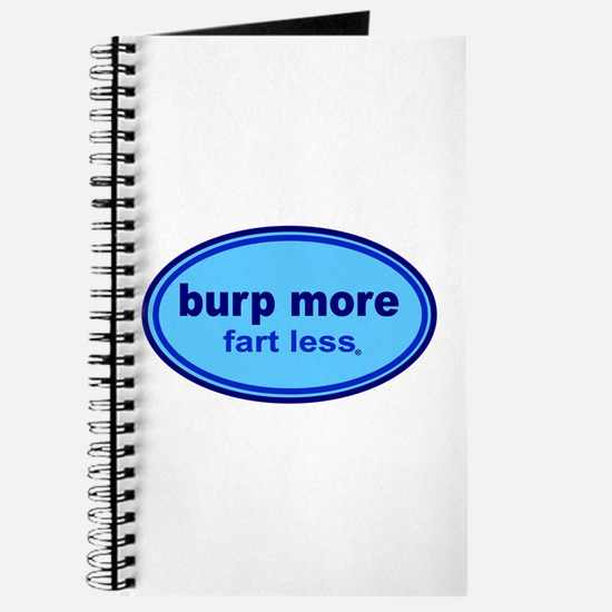 Burp More, Fart Less Journal