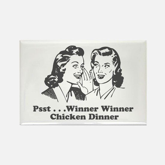 winnerwinner Magnets