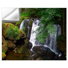 Whatcom Falls Wall Decal