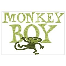 Yellow Monkey Boy