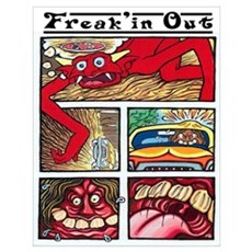 Freak'in Out Poster