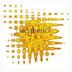 Aesthetics Poster