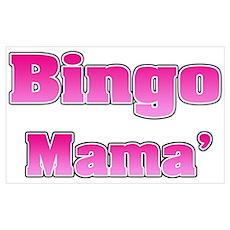 Bingo Mama Poster