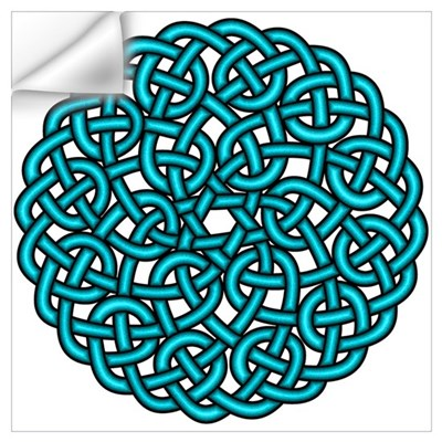 Celtic Knotwork Wall Decal