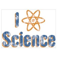 Atom Science Poster