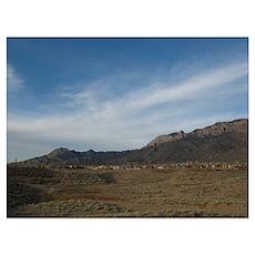 Desert Town 1 Poster